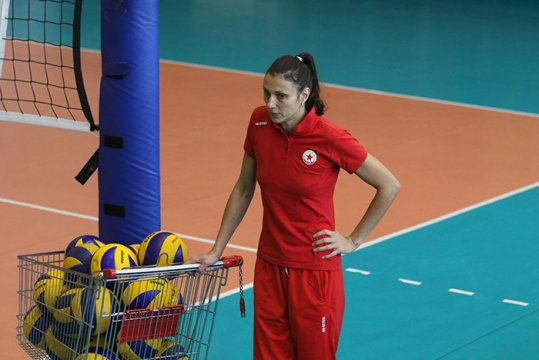 Julia Ivanova: A player is not built with easy victories